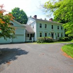 Historic Center Hall Colonial in Berkshire County